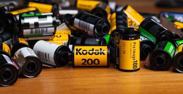 Kodak intentará resucitar vendiendo smartphones Android