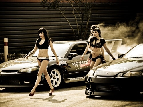 How To Make Sleazy Car Shows Look Fabulous
