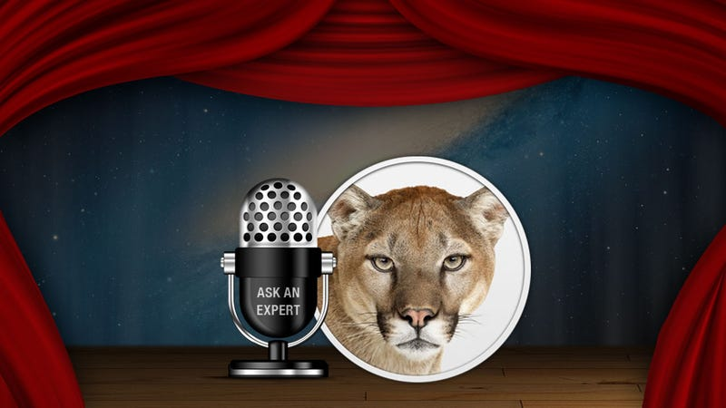 Got Questions About Mountain Lion? Ask Us!