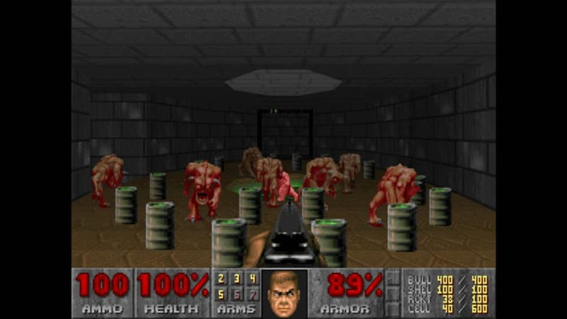 Memories Of Doom, By John Romero & John Carmack