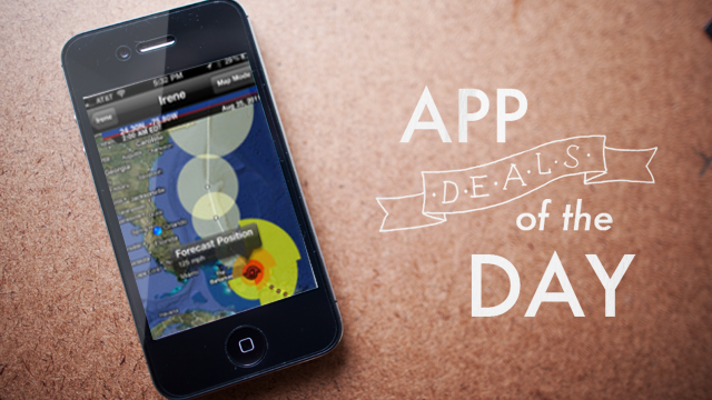 Daily App Deals: Get Hurricane for iOS for $2.99 in Today's App Deals