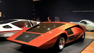 Every gorgeous concept from the High Museum of Atlanta's Dream Cars exhibit