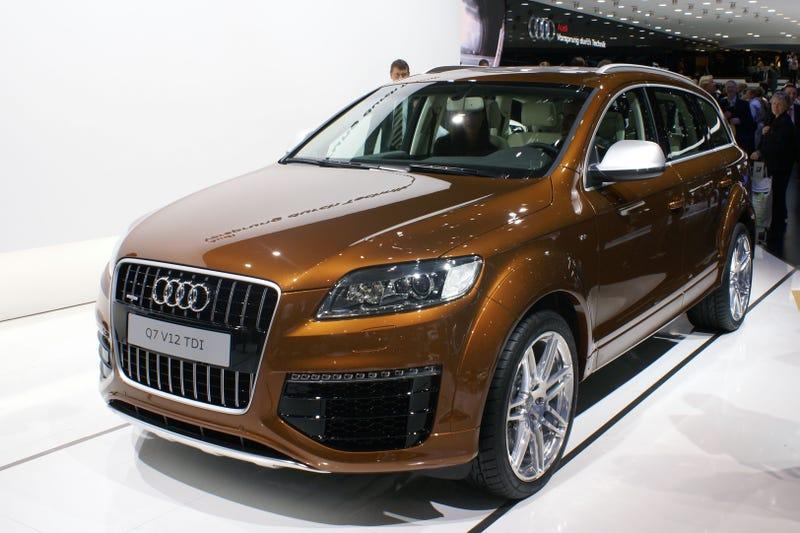 The Audi Q7 V12 TDI: is it Jalop?