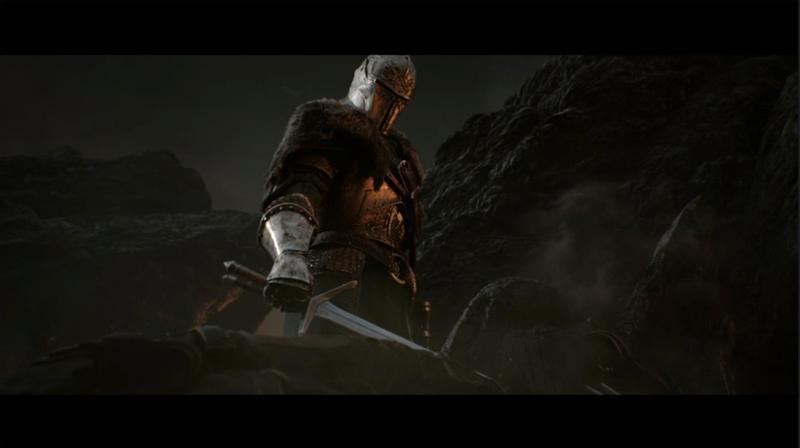 Dark Souls II is Coming
