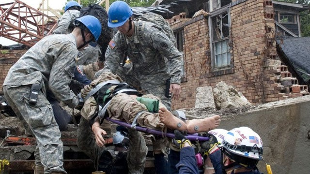 Pentagon Quake Nightmare: Fukushima on the Mississippi
