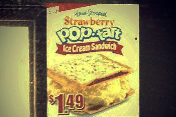 Carl's Jr. Starts Testing Pop-Tart Ice Cream Sandwich on 4/20