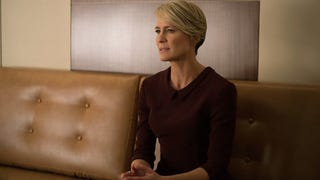 Robin Wright's Stylist Explains How She Got That First Lady Look