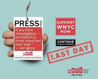 WNYC's Overpaid Chief Is Taking a Month-Long Sabbatical to Greece