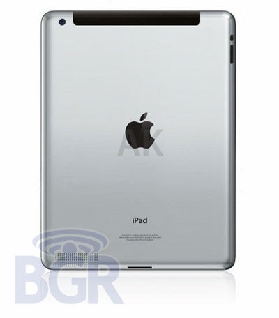 Convincing, Unconfirmed iPad 2 Pic Surfaces (Updated)