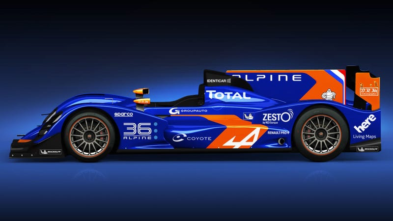 This Alpine Is Going To Le Mans