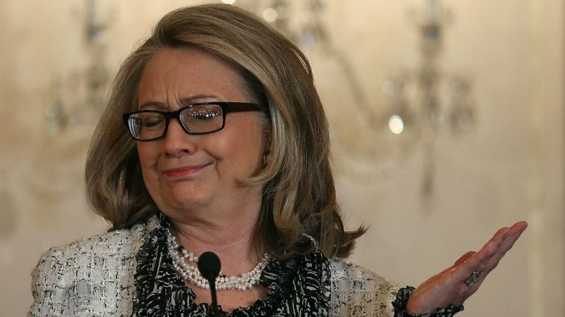 We Need a Picture of Hillary Clinton In Every Room In America