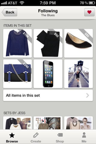 Polyvore Gallery