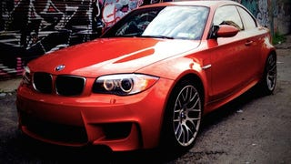 BMW 1M: The ultimate…commuter car?