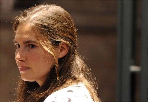 Amanda Knox: As Sweet And Innocent As A Montmartre Housebreaker