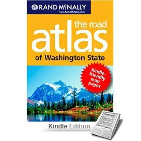 Rand McNally Releases Atlases for Kindle, Has Odd Vision for the Future of Maps