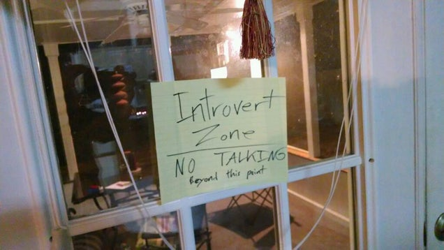How to Survive a Party or Social Gathering as an Introvert