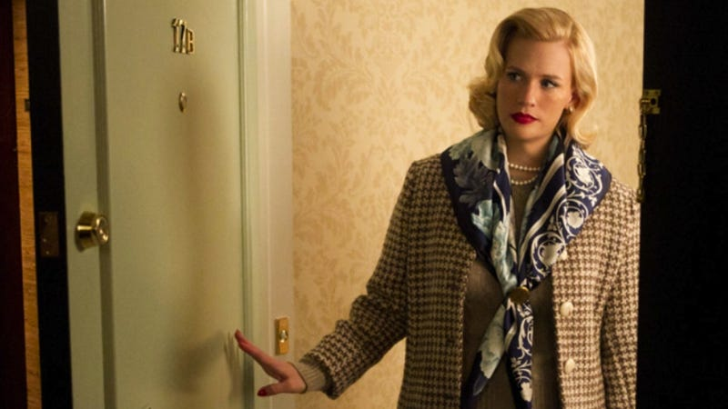 Is Betty Draper Doomed?