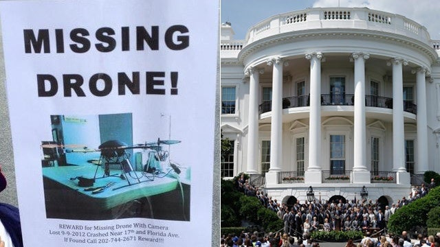 Drone, Last Seen Flying Over Washington, D.C., Has Gone Missing