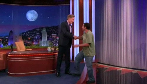 NBC Pulls Conan's Crazy Expensive Bugatti Clip Off Internet