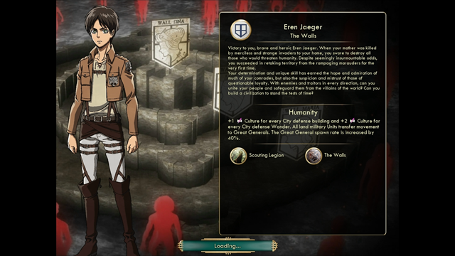 Civilization V's Attack on Titan Mod Adds Giant Walls To Your City