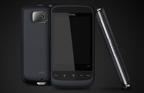 HTC Mega Becomes Touch2 WinMo 6.5 Smartphone