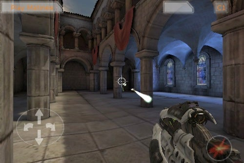 Behold, the End of the DS and PSP: Unreal Engine 3 Running on the iPhone 3GS