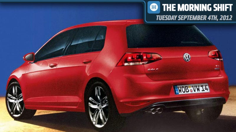 2014 Volkswagen Golf Debuts, London Bus Brings Big Bid, And Obama Says Ford Could Have Died
