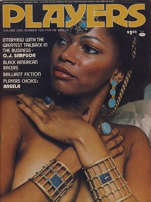 """The Black Version Of Playboy,"" 1975"