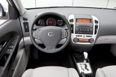 Kia cee'd Hybrid Concept Heading To Paris