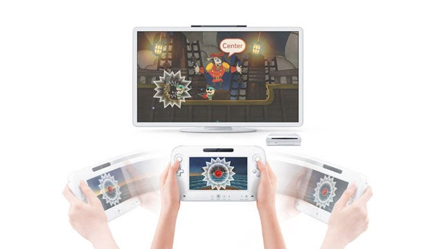Nintendo Looking into Games that Support Two Wii U Controllers