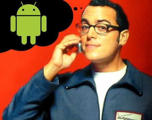 Verizon Promises Android Phones with Google Voice Support