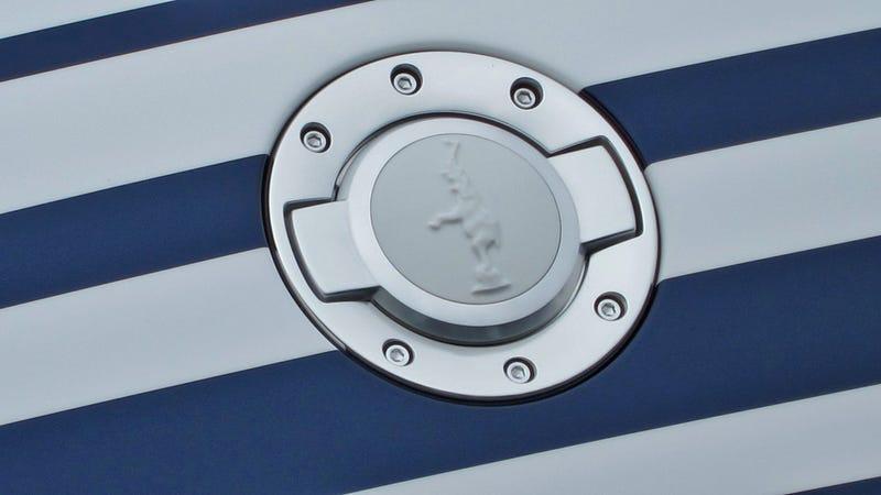 Bugatti Veyron Grand Sports L'Or Blanc