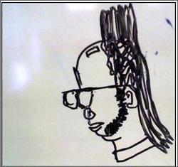 Mystery Williamsburg Hair Man Found!