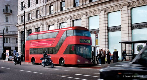 Routemaster Buses To Return To London By 2012