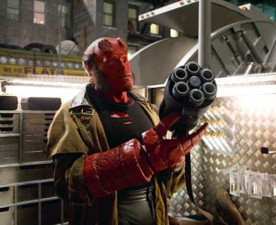 Hellboy 2's Psychic Entity Voiced By Family Guy