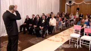 """Bride Freaks Out at Sight of """"Perfect Match"""" on <i>Married At First Sight</i>"""