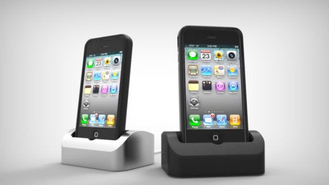 I'm Tempted to Buy an iPhone Just So I Can Use the Elevation Dock