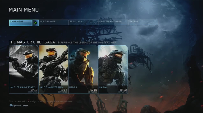 ​Watch Halo: The Master Chief Collection In Action