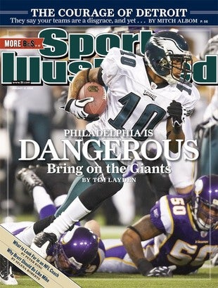 In Case You've Forgotten, The Giants Play The Eagles This Weekend