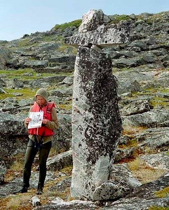 Thor's Hammer was discovered in 1964...in Quebec