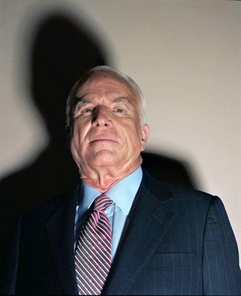 Mag Photographer's Grotesque McCain Trick