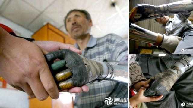Chinese Farmer Is Both Luke Skywalker and Iron Man