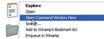 Download of the Day: Open Command Window Here