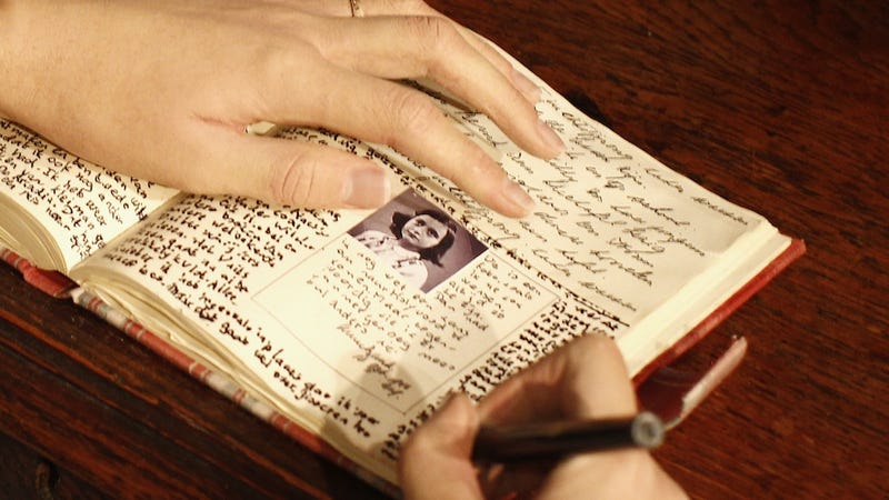 A New Miniseries About Anne Frank Scheduled for 2015