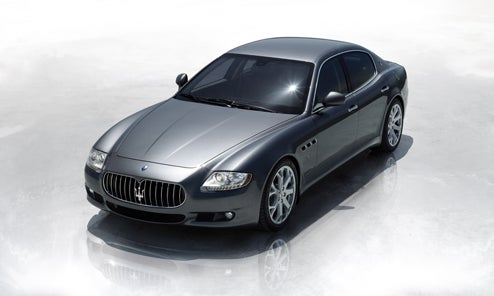 2009 Maserati Quattroporte and Quattroporte S Revealed