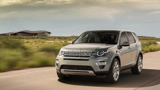 2015 Land Rover Discovery Sport: This Is It