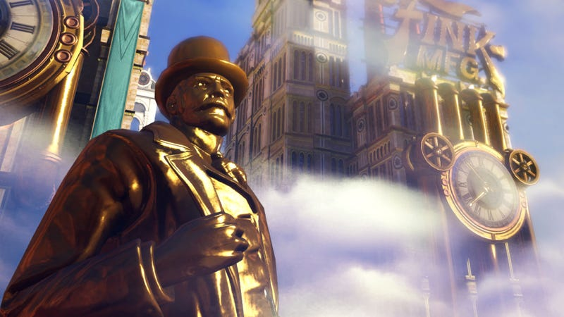 Here's...One New BioShock Infinite Screenshot