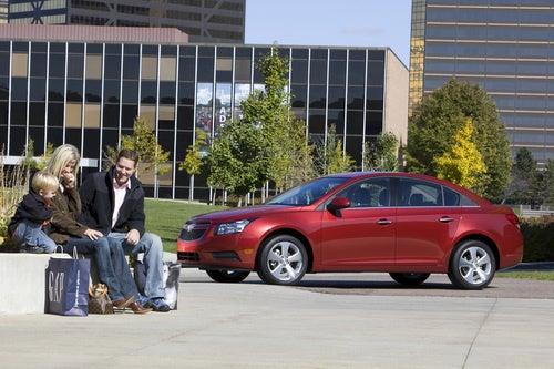 2011 Chevy Cruze U.S.