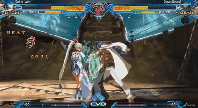 The Most Intense Battle Of EVO 2014 So Far