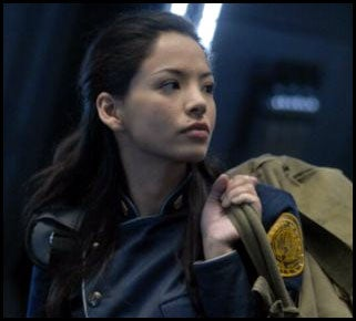 Kendra Shaw Comes To The Sarah Connor Chronicles!